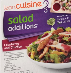 cranberry salad box
